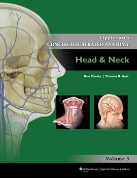 Lippincott's concise illustrated anatomy. 3 Head & neck by Ben Pansky