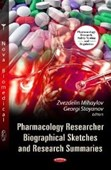 Pharmacology researcher biographical sketches and research summaries