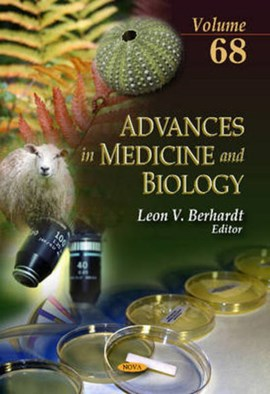 Advances in Medicine & Biology by Leon V Berhardt
