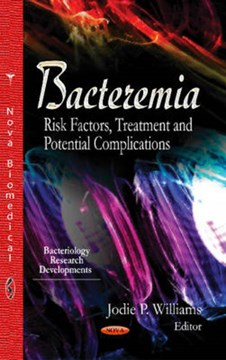 Bacteremia by Jodie P Williams