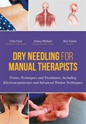 Dry needling for manual therapists