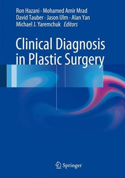 Clinical diagnosis in plastic surgery by Ron Hazani