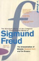 The standard edition of the complete psychological works of Sigmund Freud. Vol. 5 (1900-1901) The interpretation of dreams (second part)