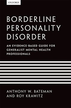 Borderline personality disorder by Anthony Bateman