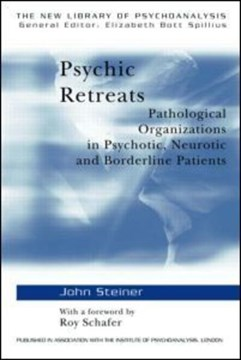 Psychic Retreats by John Steiner