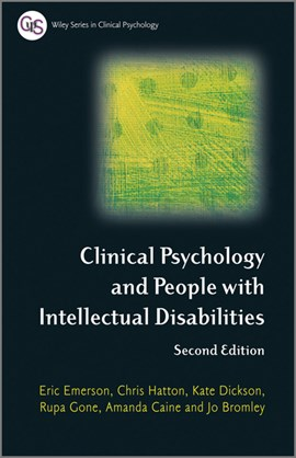 Clinical psychology and people with intellectual disabilities by Eric Emerson