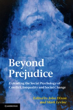 Beyond prejudice by John Dixon