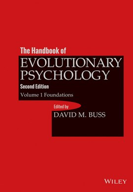 The handbook of evolutionary psychology by David M. Buss