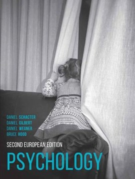 Psychology by Daniel L Schacter