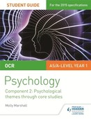 OCR psychology student guide 2. Component 2 Psychological themes through core studies