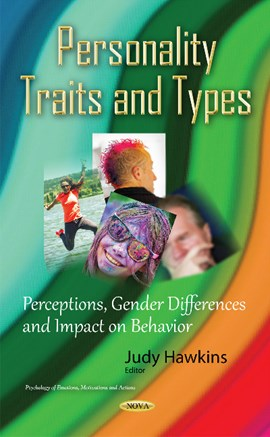 Personality traits and types by Judy Hawkins