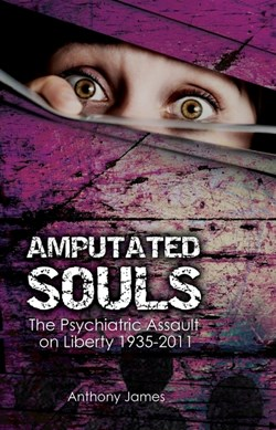 Amputated souls by Anthony James