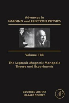 The leptonic magnetic monopole by Peter W. Hawkes