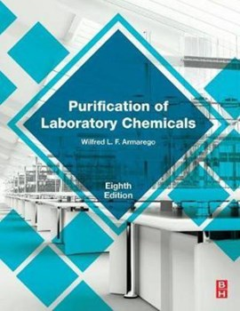 Purification of laboratory chemicals by W.L.F. Armarego
