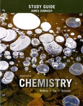 Student study guide for chemistry by John E. McMurry