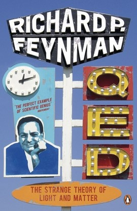 QED by Richard P Feynman