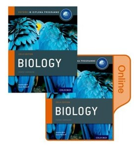 IB Biology Print and Online Course Book Pack: Oxford IB Diploma Programme by Andrew Allott