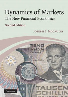 Dynamics of markets by Joseph L. McCauley