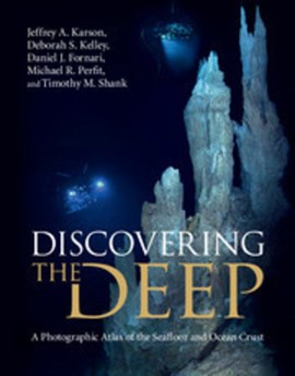 Discovering the deep by Jeffrey A. Karson