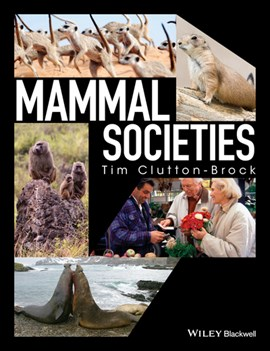 Mammal societies by Tim Clutton-Brock