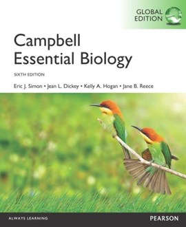 Campbell essential biology by Eric, J. Simon