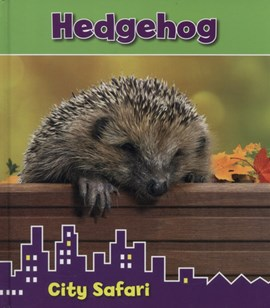Hedgehog by Isabel Thomas