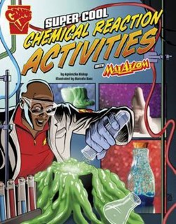 Max Axiom Science and Engineering Activities by Agnieszka Biskup