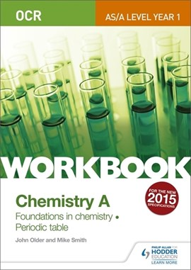 OCR chemistry A Workbook by Mike Smith