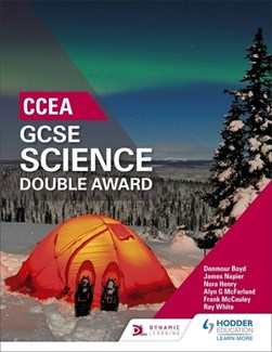 CCEA GCSE double award science by Denmour Boyd