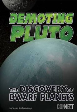 Demoting Pluto by Dr Steve Kortenkamp