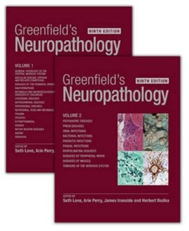 Greenfield's neuropathology by Seth Love