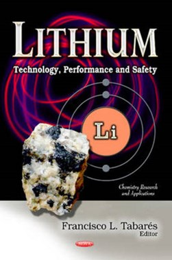 Lithium by Francisco L Tabarés