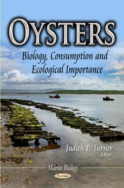 Oysters by Judith P Turner