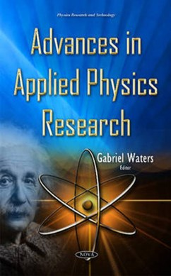 Advances in applied physics research by Gabriel Waters