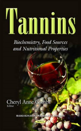 Tannins by Cheryl Anne Combs