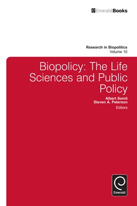 Biopolicy by Albert Somit