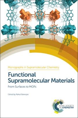 Functional supramolecular materials by Rahul Banerjee