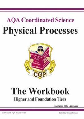 GCSE AQA Coordinated Science by Richard Parsons