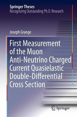 First Measurement of the Muon Anti-Neutrino Charged Current Quasielastic Double-Differential Cross  by Joseph Grange
