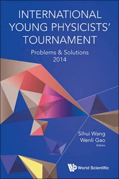 International Young Physicists' Tournament by SIHUI WANG