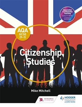 AQA GCSE citizenship studies by Mike Mitchell