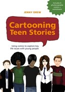 Cartooning teen stories
