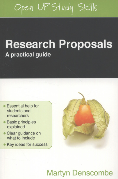 Buy research proposals