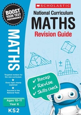 Maths revision guide. Year 6 by Paul Hollin