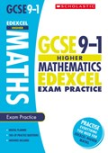 Maths. Higher Exam practice book for Edexcel