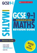 GCSE 9-1 foundation mathematics. Revision guide for all exam boards