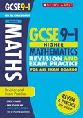 Maths. Higher Revision and exam practice book for all boards
