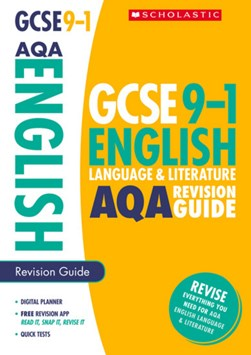 English language and literature. Revision guide for AQA by Jon Seal