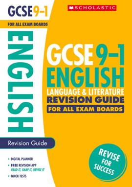 English language and literature. Revision guide for all boards by Richard Durant