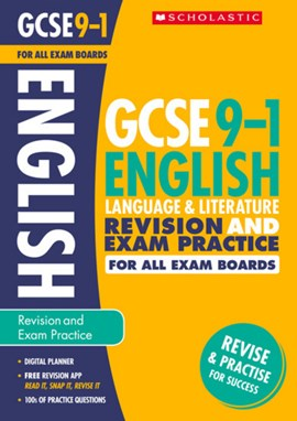 English language and literature. Revision and exam practice book for all boards by Richard Durant